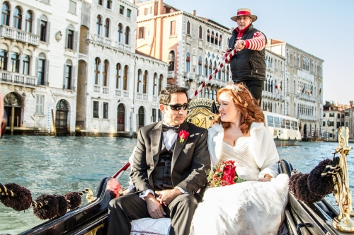 bespoke wedding in italy venice